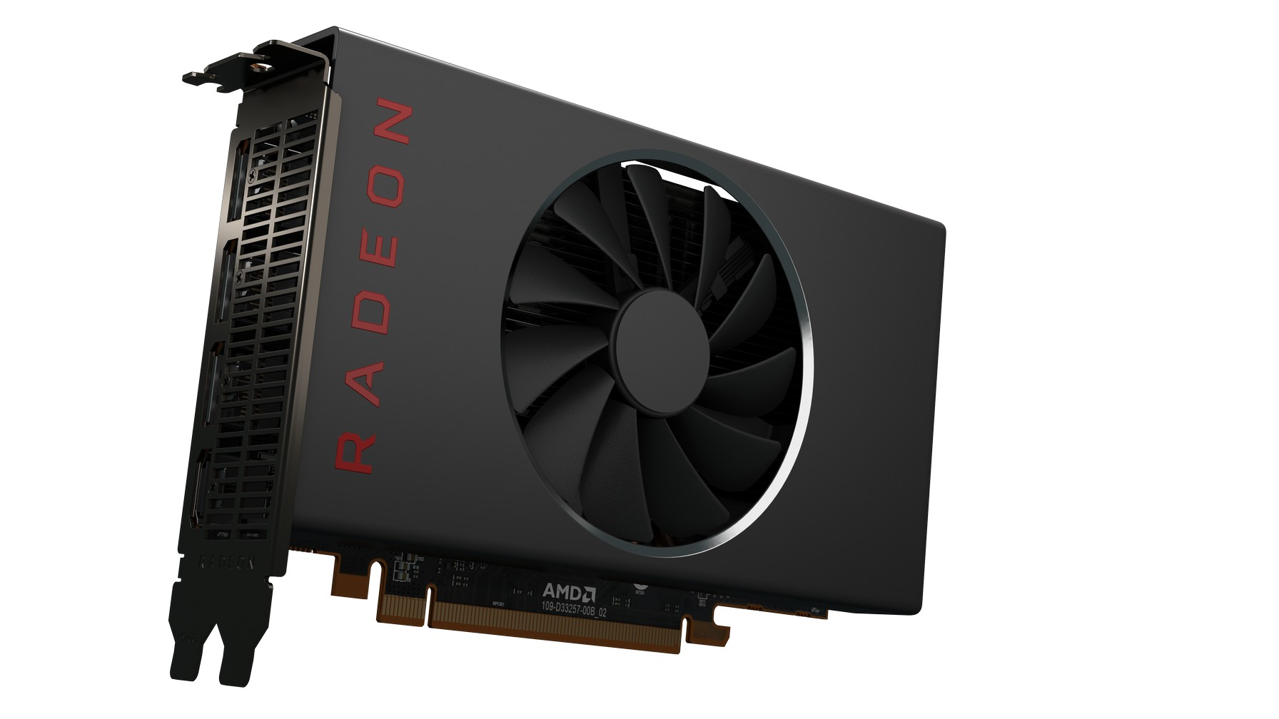 AMD Radeon RX 5500 Series 4 2